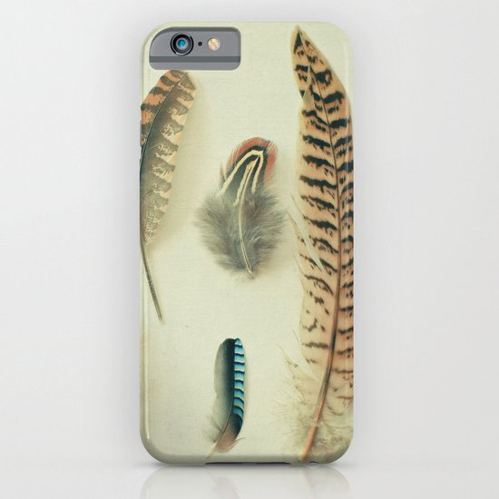The Feather Collection iPhone & iPod Case