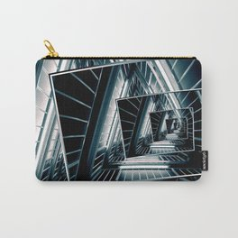Path of Winding Rails Carry-All Pouch