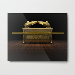 Ark of the Covenant Metal Print