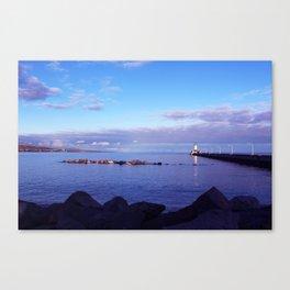 North Pier Canvas Print