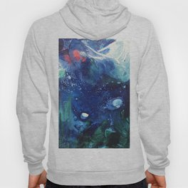 Bright Ocean Life, Tiny World Collection Hoody