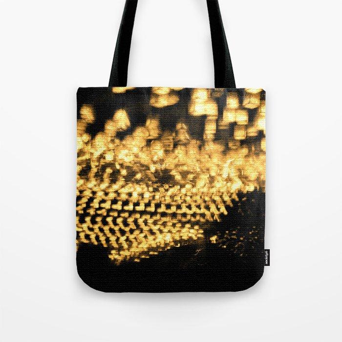 Countless lights Tote Bag