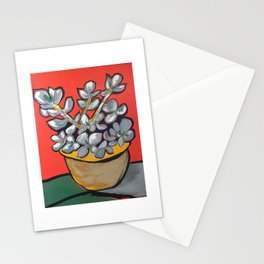 Illinois Succulent #1 - Private Garden Tour Stationery Cards