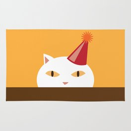 Party Cat Rug