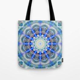 Mandala element air Tote Bag