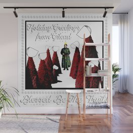 Holiday Greetings from Gilead! Wall Mural