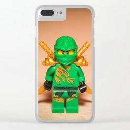 Ninjago Lloyd Clear iPhone Case