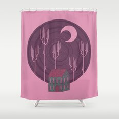 Another Night Shower Curtain