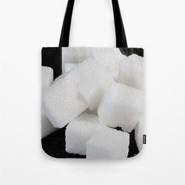 lump sugar Tote Bag