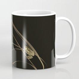 Frog and Ochid Coffee Mug
