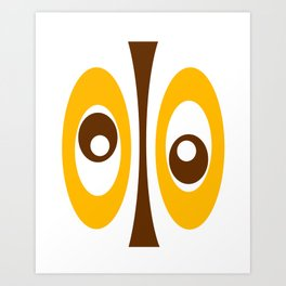 Crash Pad Designs 77 Art Print