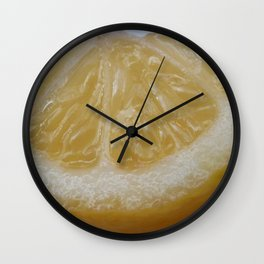 Zest Wall Clock