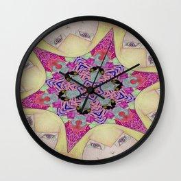 HOROSCOPE1 Wall Clock