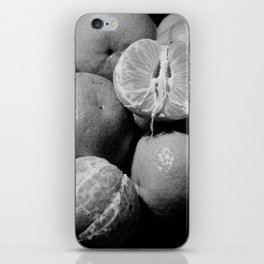 Clementines iPhone Skin