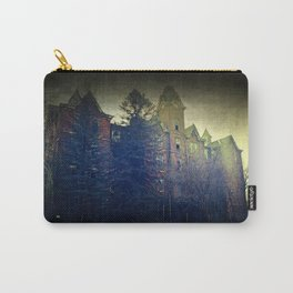 House Of Nightmares Carry-All Pouch