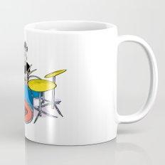 Rhino Punk Coffee Mug