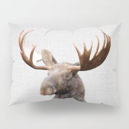 Moose - Colorful Pillow Sham