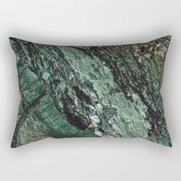 Forest Textures Rectangular Pillow