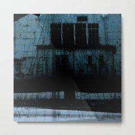 Deep Water Metal Print