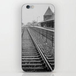 Winter Commute iPhone Skin