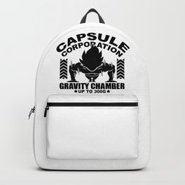 Gym Saiyan Backpack