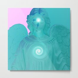 Guardian-Angel No. 02 Metal Print
