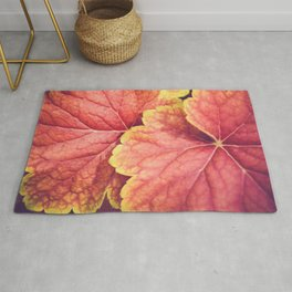 Two Leaves Rug