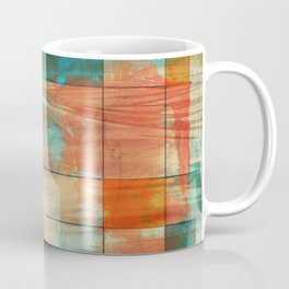 MidMod Art 5.0 Mirror Graffiti Coffee Mug