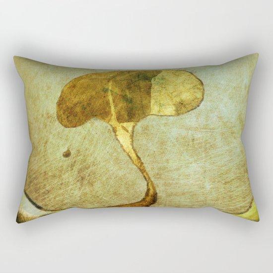 The Fallen Rectangular Pillow