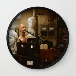 Unravel Wall Clock
