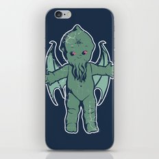 Kewthulhu iPhone & iPod Skin