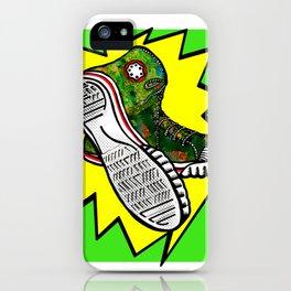Cool running  iPhone Case