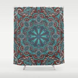 Mandala - Skyward Shower Curtain