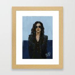 Rosa Diaz Framed Art Print