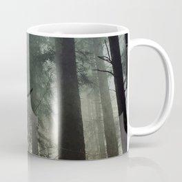 misty forest Coffee Mug
