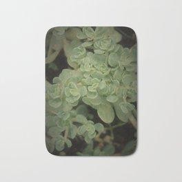 Succulent1 Bath Mat