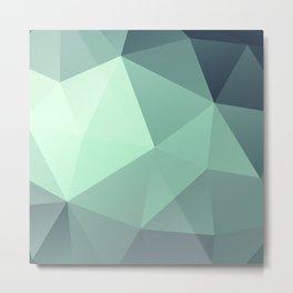 geometric VI Metal Print