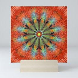 Mandala 14.3 Mini Art Print