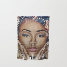 Brown Skin Wall Hanging