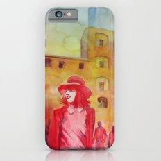 Chapeau rouge Slim Case iPhone 6s