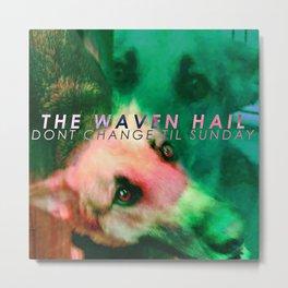 The Waven Hail Metal Print