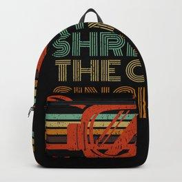 Shreddin' The Gnar' since 1970 Skiing Backpack