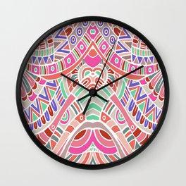 Multicultural variation Wall Clock