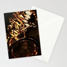 Summer Jazz Stationery Cards