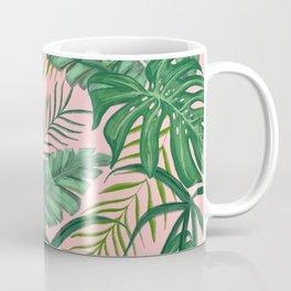 Tropical Greens Coffee Mug