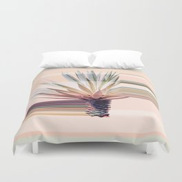 Agave Stripe Duvet Cover