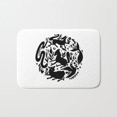 Daimon moon Bath Mat