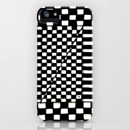 Roman Number Two iPhone Case