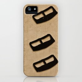 Three Wise Yadoo's  iPhone Case