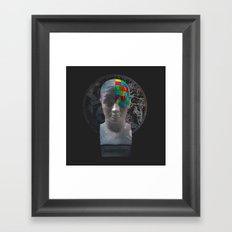 Metaphysiology Framed Art Print